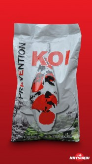 Fish Pharma Koi Prevention 4,5 mm koi voer pellets